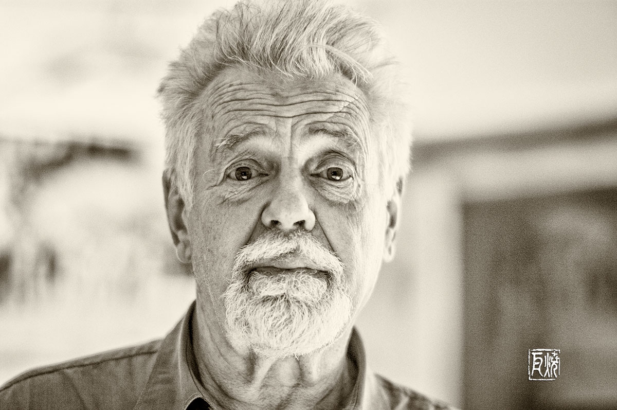Roswell Rudd Photo by Frank Schindelbeck