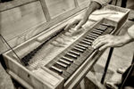 Sten Sandell Clavichord - Photo: Schindelbeck