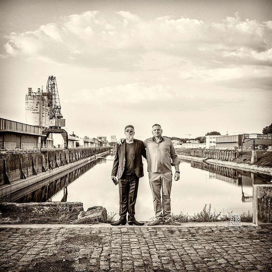 Erwin Ditzner & Stephan Kirsch - Foto: Schindelbeck