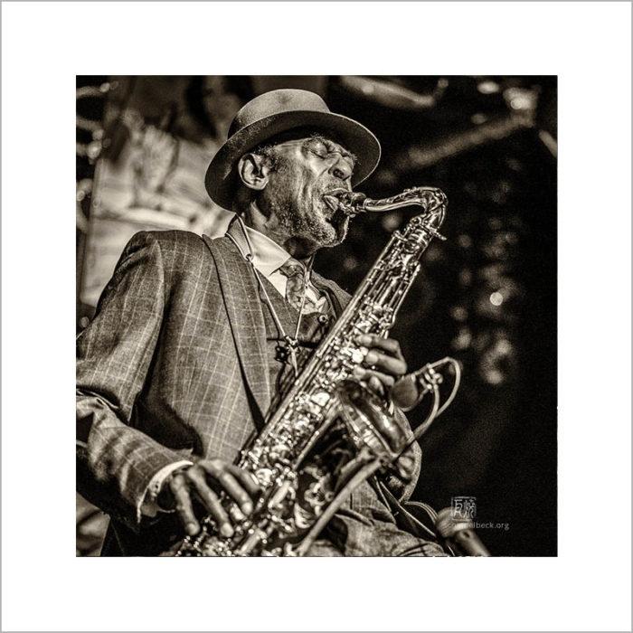 Archie Shepp - Photo: Frank Schindelbeck