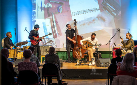 Blind Date bei Enjoy Jazz 2020 - Photo: Schindelbeck