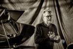 Alexander von Schlippenbach, Pianist (Photo: Frank Schindelbeck, www.jazzfotografie.de)