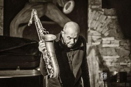 Heinz Sauer - Photo by Frank Schindelbeck