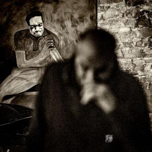 Heinz Sauer by Frank Schindelbeck jazz photography