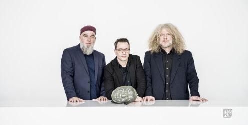 Matthias TC Debus, Erwin Ditzner, Lömsch Lehmann by Frank Schindelbeck jazz photography