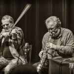 Mark Feldman / Evan Parker Jazzfestival Saalfelden 2017 Photo