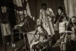 Photo: Erika Stucky, FM Einheit, La Cetra im Porgy & Bess Wien - Frank Schindelbeck Jazzfotografie