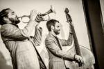Mario Rom's Interzone / Kranzelbinder / Pirker - by Frank Schindelbeck Jazzfotografie