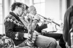 Pierre Morel Valentin Garvie, Rudi Mahall - Sebastian Gramss States of Play - Photo: Schindelbeck