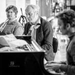 Valentin Garvie, Rudi Mahll, Philip Zoubek - Sebastian Gramss - States of Play - Photo: Schindelbeck