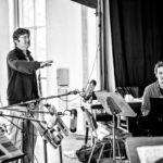 Valentin Garvie, Philip Zoubek - Sebastian Gramss - States of Play - Photo: Schindelbeck