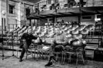 Sebastian Gramss, Christian Heck - Sebastian Gramss - Photo: Schindelbeck Jazzphoto