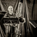 Deep Schrott - Jan Klare Photo: Frank Schindelbeck Jazzfotografie