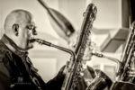 Deep Schrott (Dirk Raulf, Andreas Kaling, Jan Klare, Wollie Kaiser) - Photo: Frank Schindelbeck Jazzfotografie