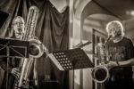 Deep Schrott (Jan Klare, Wollie Kaiser) - Photo: Frank Schindelbeck Jazzfotografie