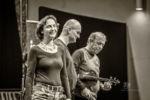 Ulrike Brand / Olaf Rupp / Ernesto Rodrigues @ Just Music Festival 2018 - Photo: Schindelbeck