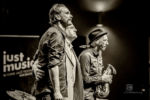 Eskelin / Weber / Griener @ Just Music Festival 2018 / Photo: Schindelbeck