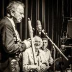 Dave Amram, Êmil Mangelsdorff, Erwin Ditzner - Schindelbeck Jazz Photography