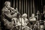 Dave Amram, Emil Mangelsdorff, Erwin Ditzner - Schindelbeck Jazz Photography