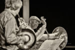Jon Sass & Arkady Shilkloper - Photo by Frank Schindelbeck